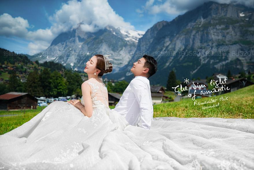 你知道韩式婚纱照风格有什么特点吗?