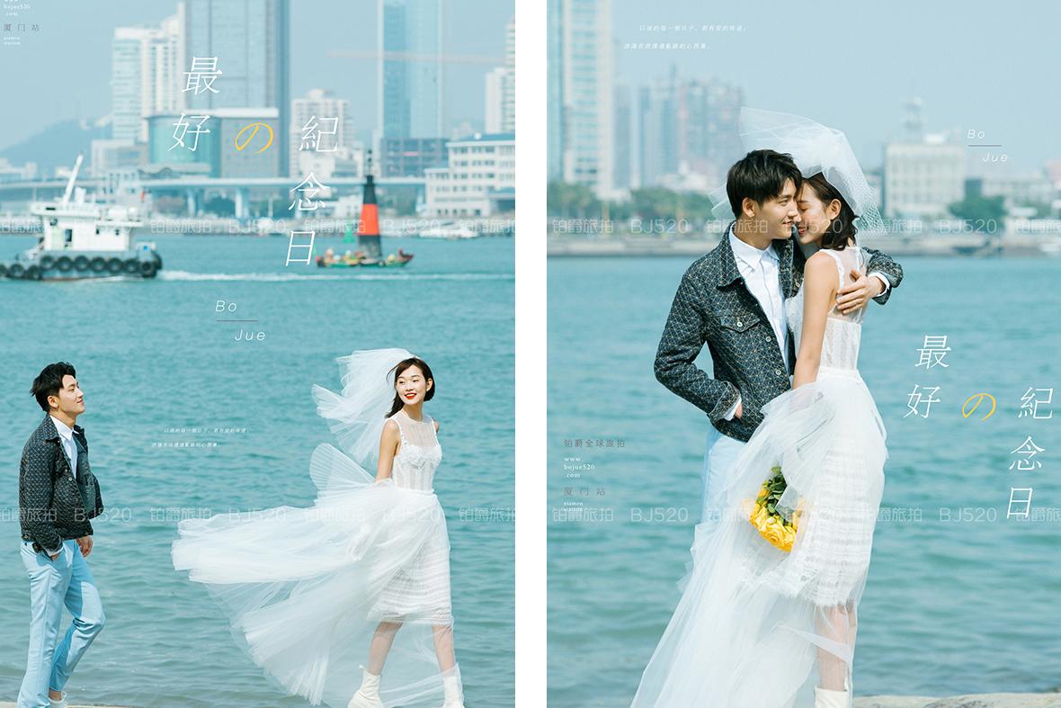 厦门十月份拍婚纱照好吗?
