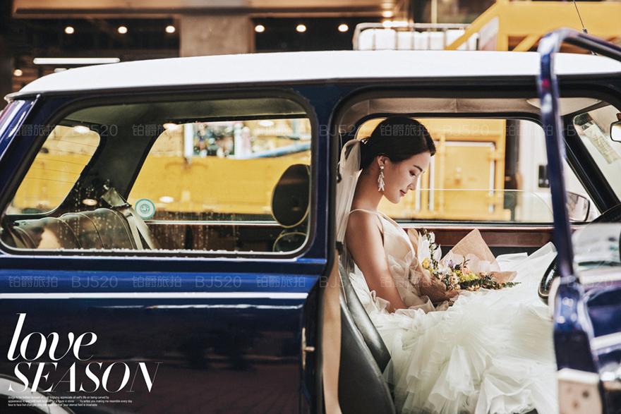 拍婚纱照时如何微笑比较好看,拍摄姿势有哪些?