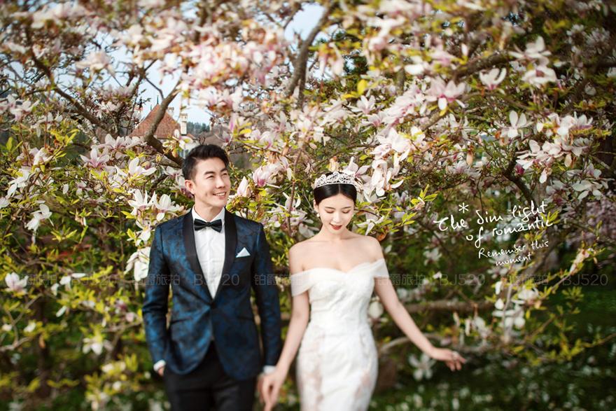 韩式和法式婚纱的特点是什么?有什么区别?