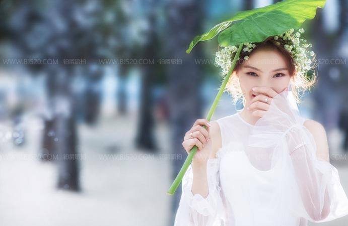 拍的婚纱照该选择什么样的相册?
