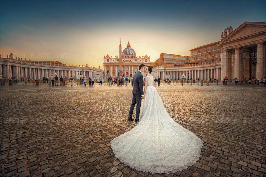 婚纱相册一般多少张比较合理呢?拍摄有什么要求?