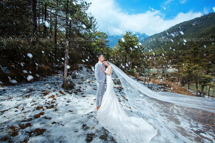 婚纱照选片要花多少时间?