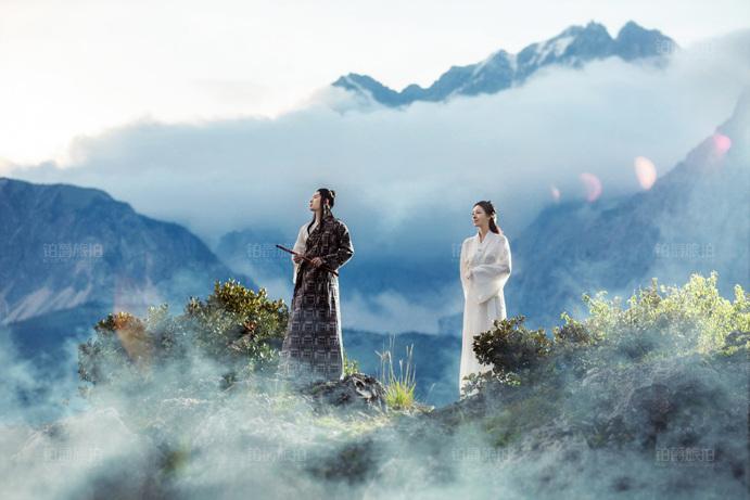 冬天去哪拍婚纱照好?拍照会不会很冷?