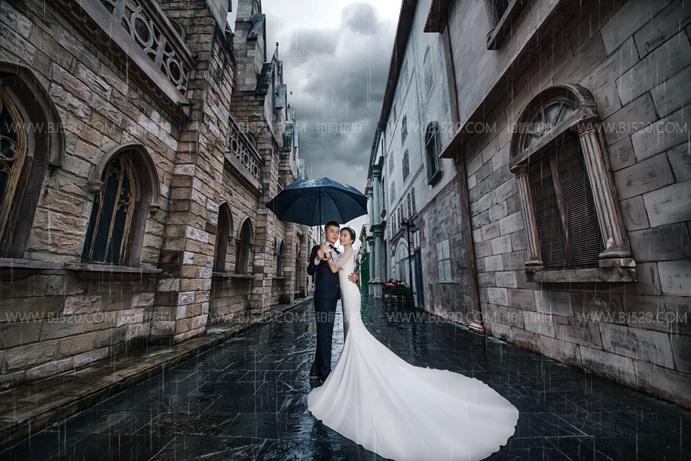 蜜月婚纱摄影选择哪些地方比较好