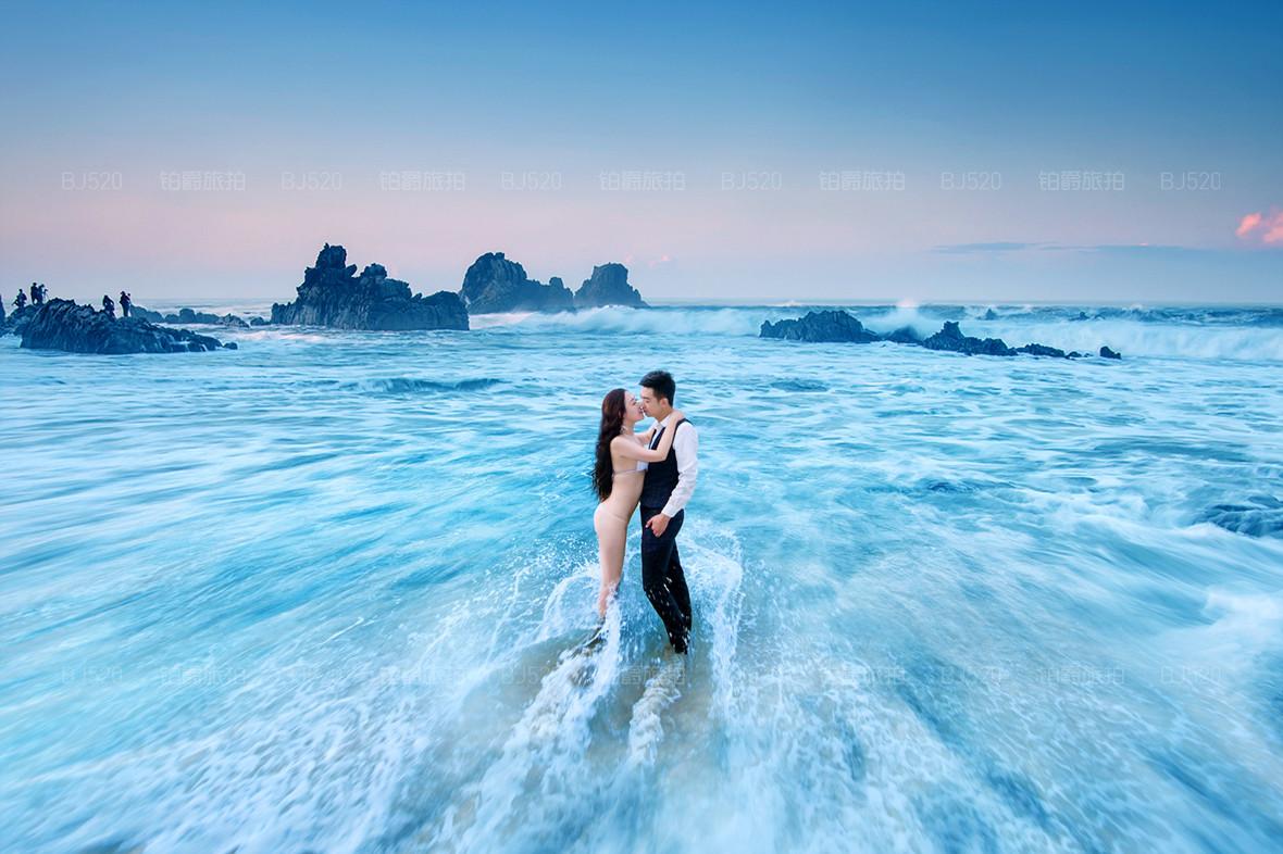 哪地方拍婚纱照比较好?能给人不一样的感觉?