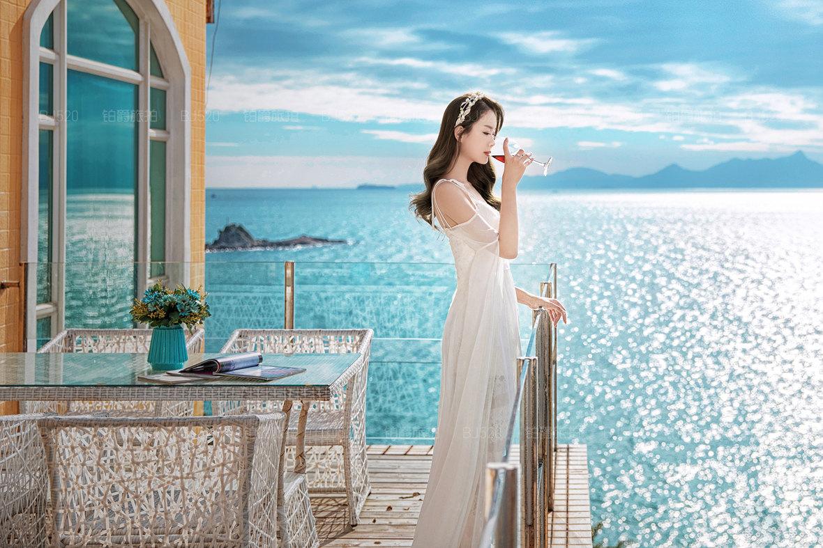 深受欢迎的另类小清新婚纱照的几大外景要求