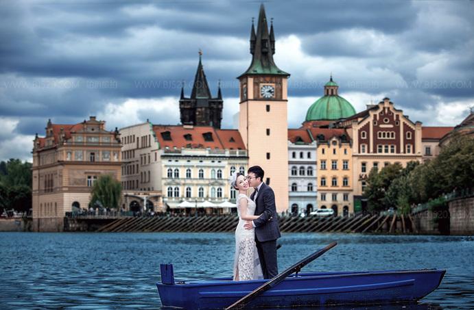如何拍出最漂亮的婚纱照图片 拍婚纱照怎么控制表情