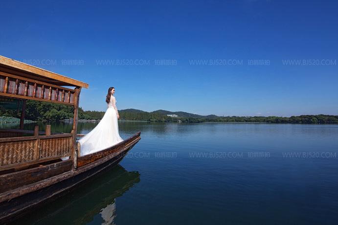铂爵旅拍婚纱照什么价位?一般选多少钱好?