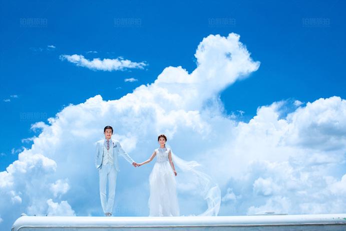 国庆节拍婚纱照好吗?拍婚纱就选铂爵旅拍