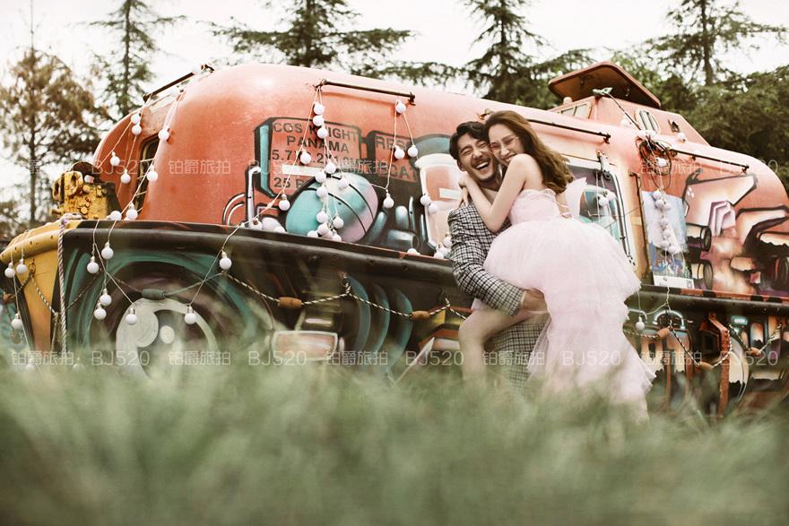 厦门韩式婚纱摄影怎么拍?造型要如何做?