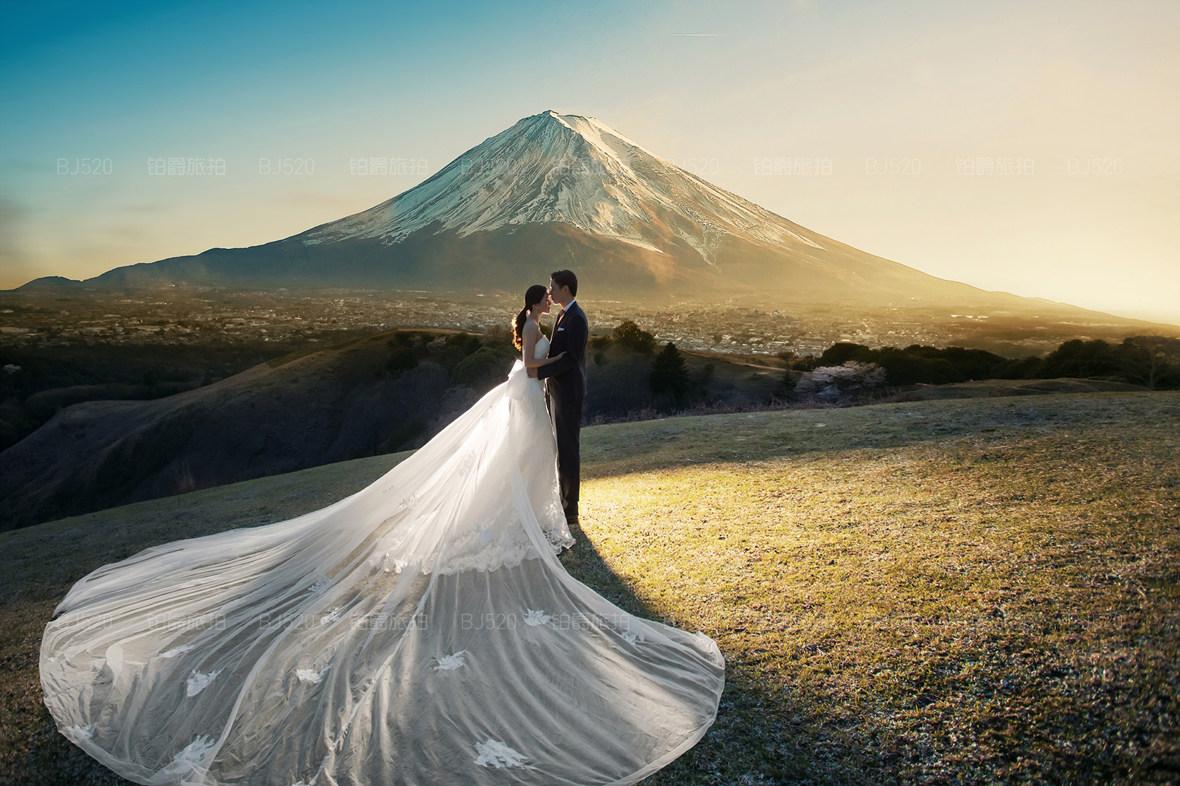 厦门婚纱照多少钱?婚纱照的风格有哪些?