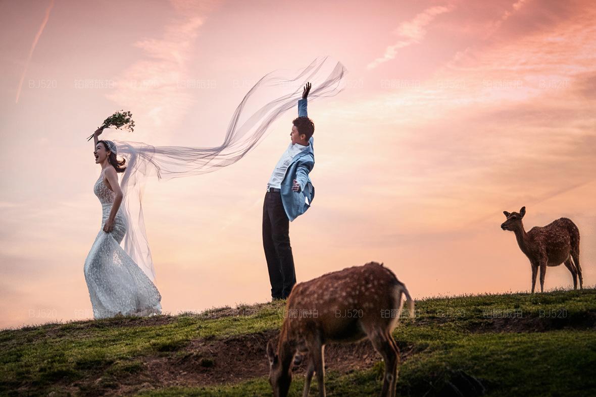 拍婚纱照风格大全 你最喜欢哪一种呢