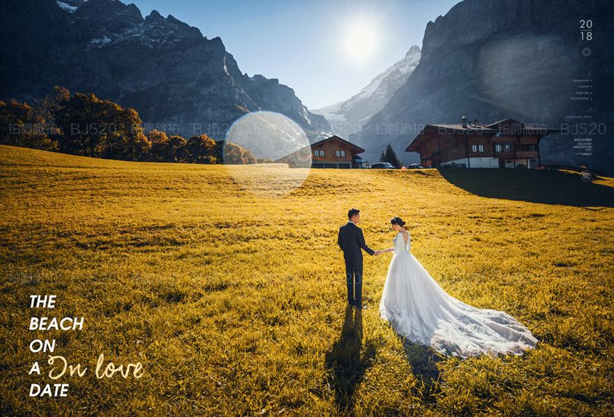 拍婚纱照要带什么 提前做好准备避免手忙脚乱