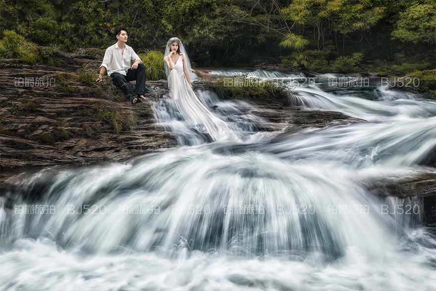 拍水下婚纱照怎么睁眼需要掌握什么技巧