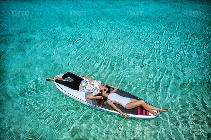 水下婚纱照拍摄攻略 在水下拍摄婚纱照如何呼吸
