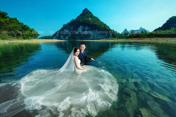 十月份拍婚纱照热吗最好选择几月份拍