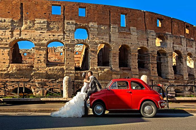 拍婚纱照的好地方 这些地方拍的婚纱照都很美