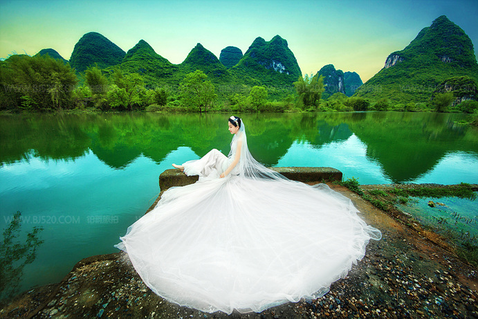 自己能拍婚纱照吗?厦门婚纱摄影技巧介绍