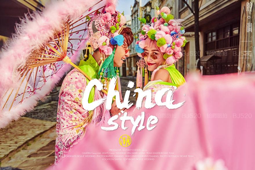 2019汉服婚纱图片大全,厦门拍摄古装婚纱照有哪些技巧