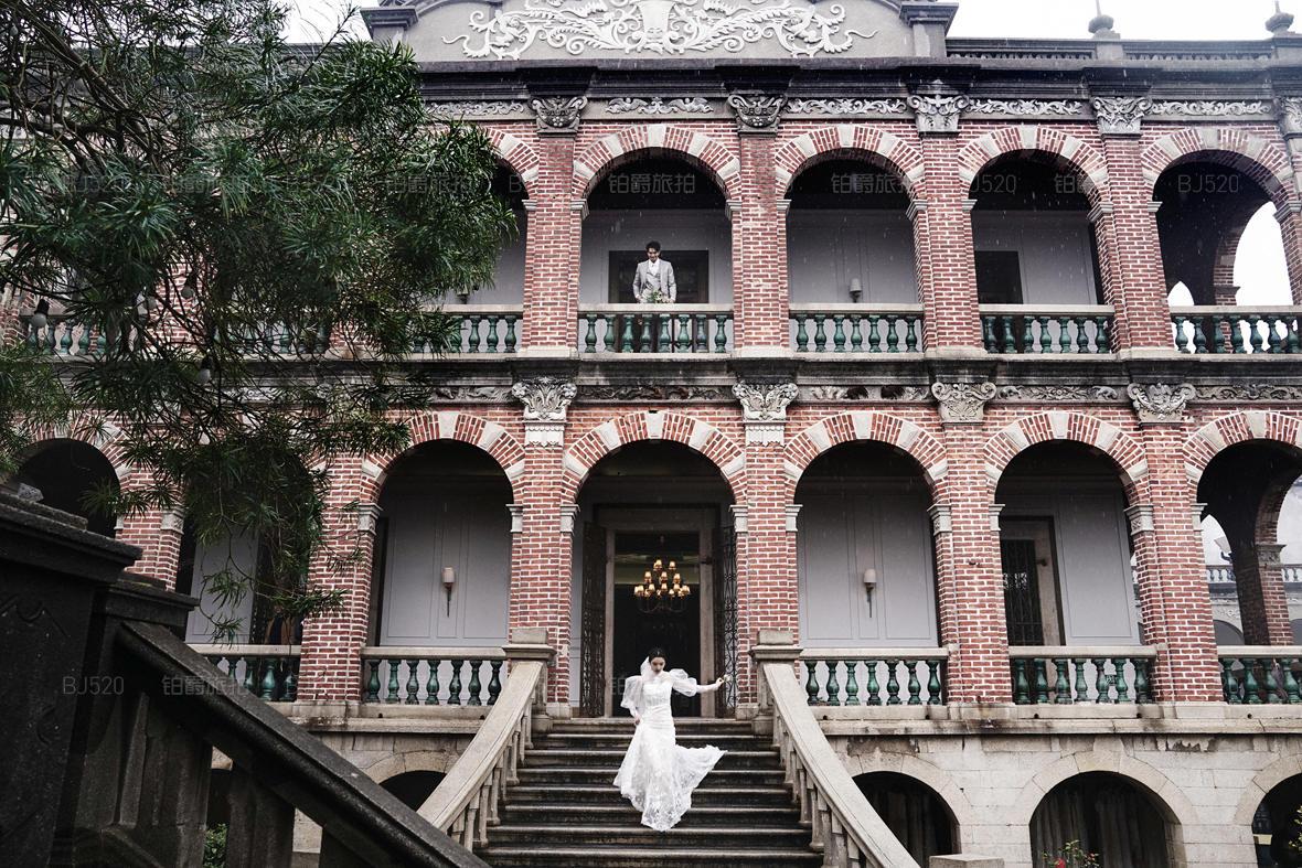 厦门适合拍婚纱照的景点 拍婚纱照的注意事项