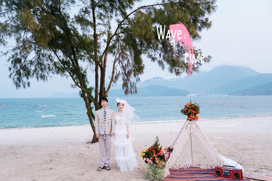 夏季拍婚纱照需要准备什么?选择什么时候拍婚纱照最好