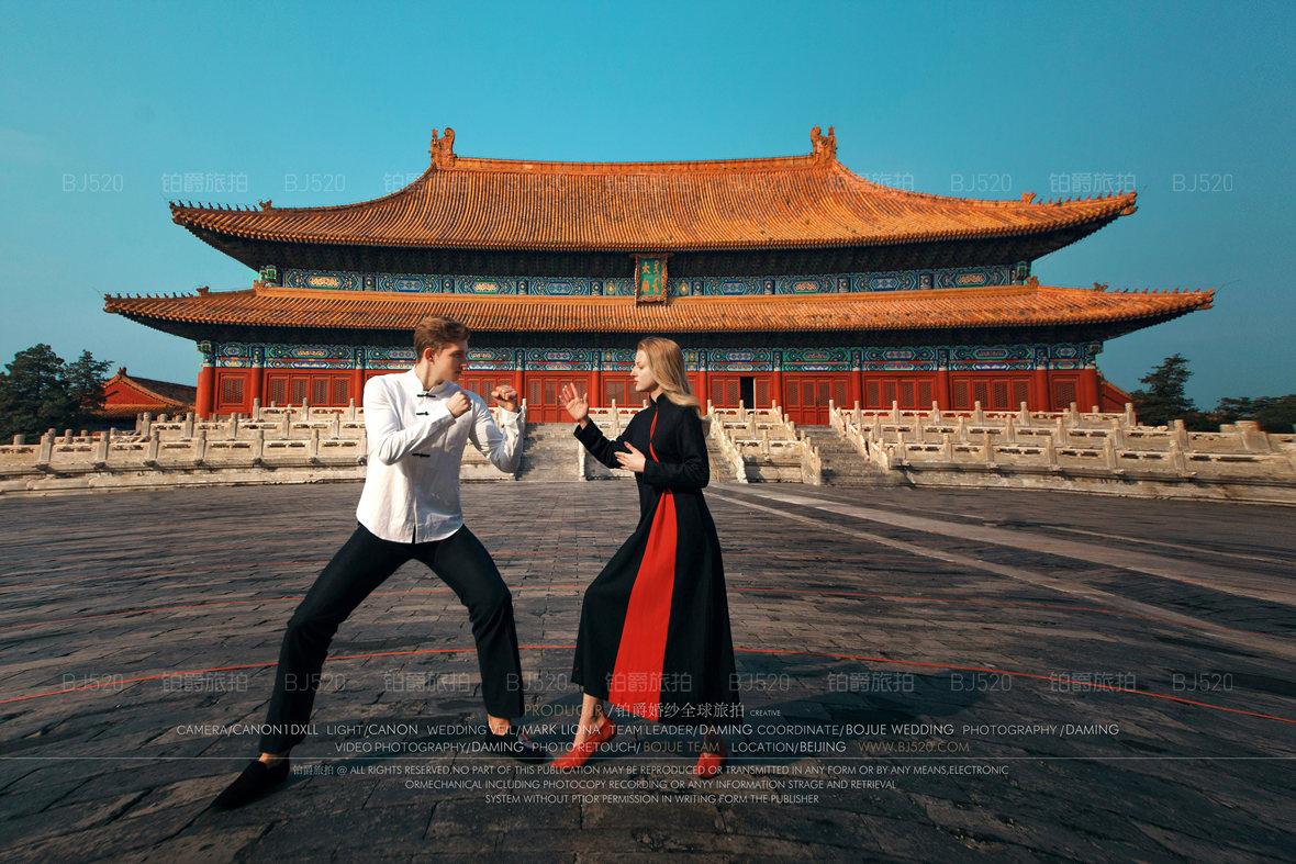 中国风婚纱照怎么拍?拍摄景点推荐