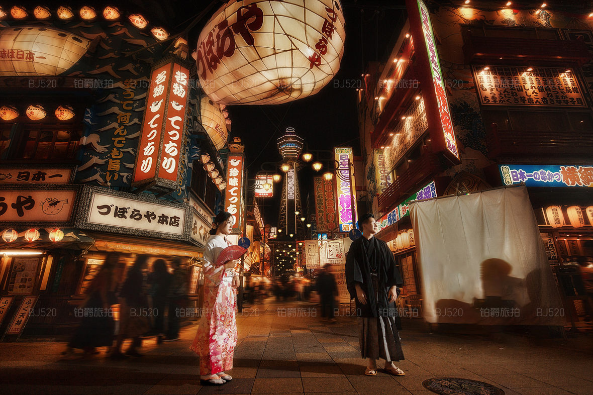 日式婚纱摄影怎么拍才好看?风格推荐