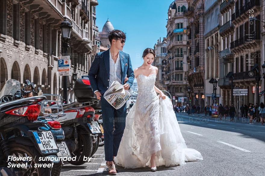 婚纱礼服如何搭配 找对方法让你整体造型提升更高level