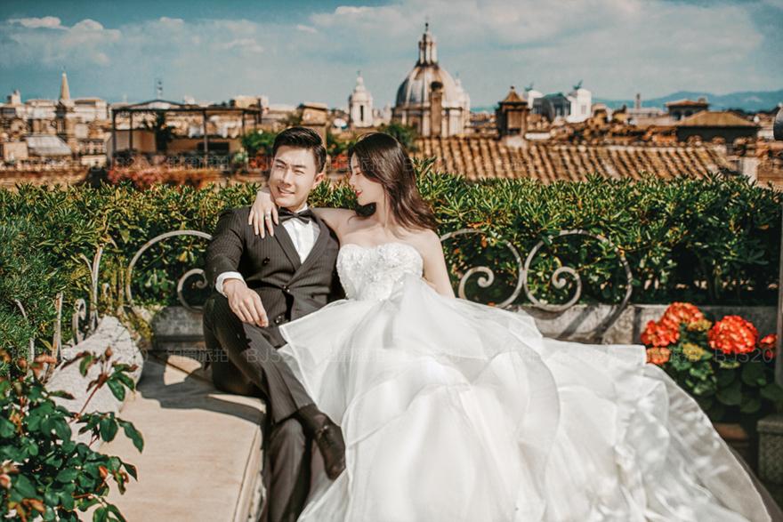 古代婚纱照 让你的婚纱照更加与众不同