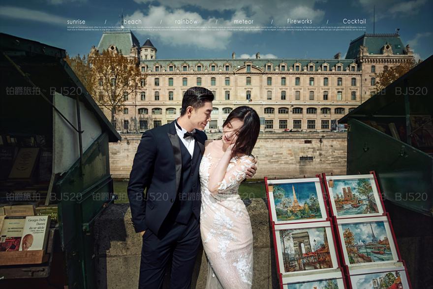 中式婚纱照多少钱?拍摄价格介绍