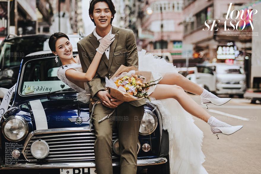 靠谱的厦门婚礼摄影工作室 厦门哪些地方适合拍婚纱照