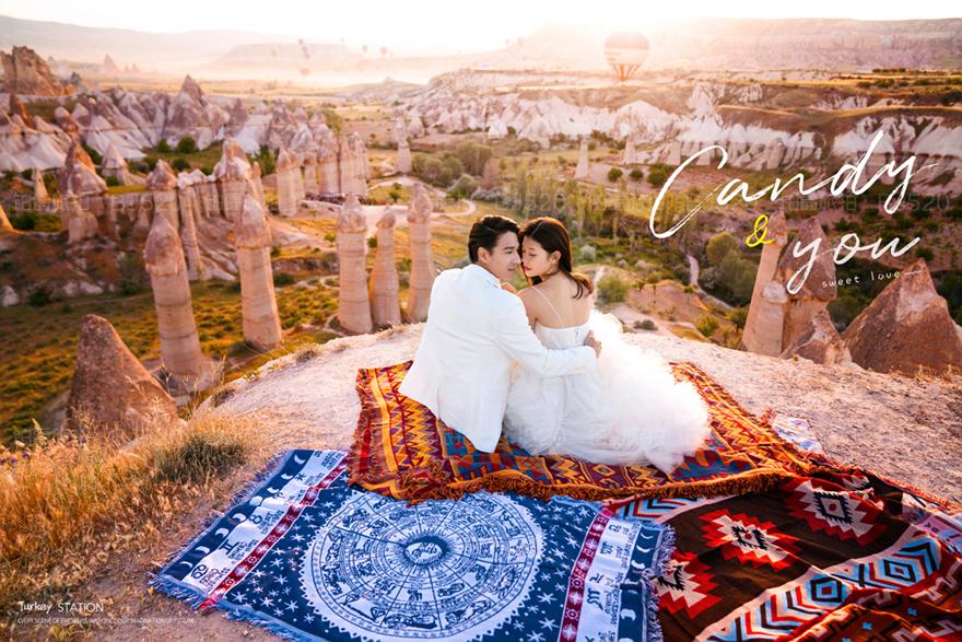 龙岩婚纱照的地方有哪些?拍婚纱照都有哪些费用呢