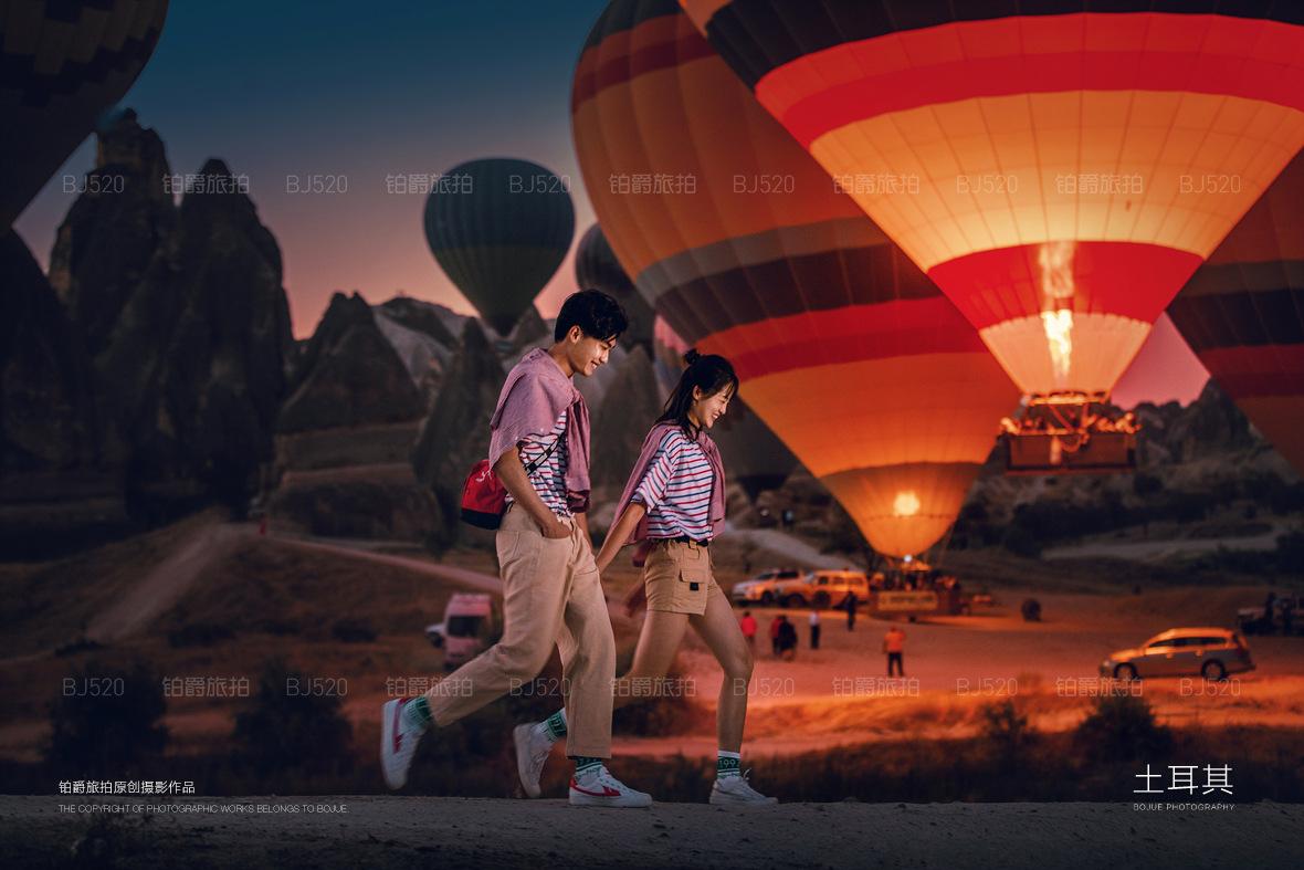 梦想中的热气球婚礼了解一下
