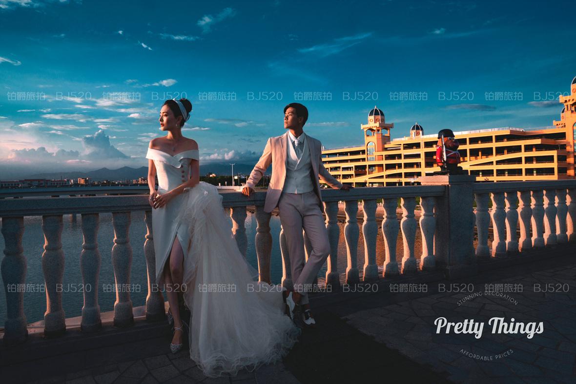 婚纱照处理四大要素 让你的婚纱照看起来更完美