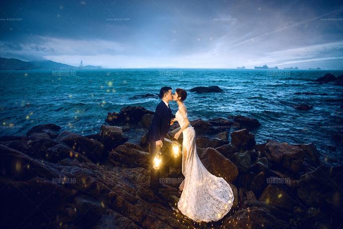 如何拍水下婚纱照?在水下可以接吻吗?