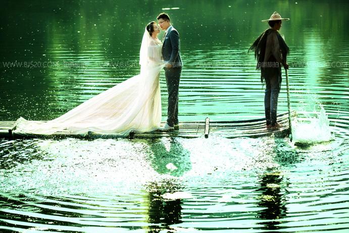 去哪里拍婚纱照好?想去哪拍就去哪拍!