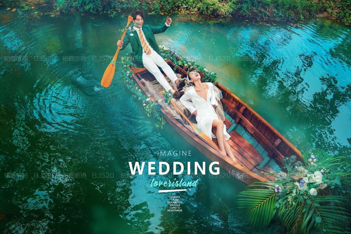 婚纱照套系内容有哪些?有哪些风格