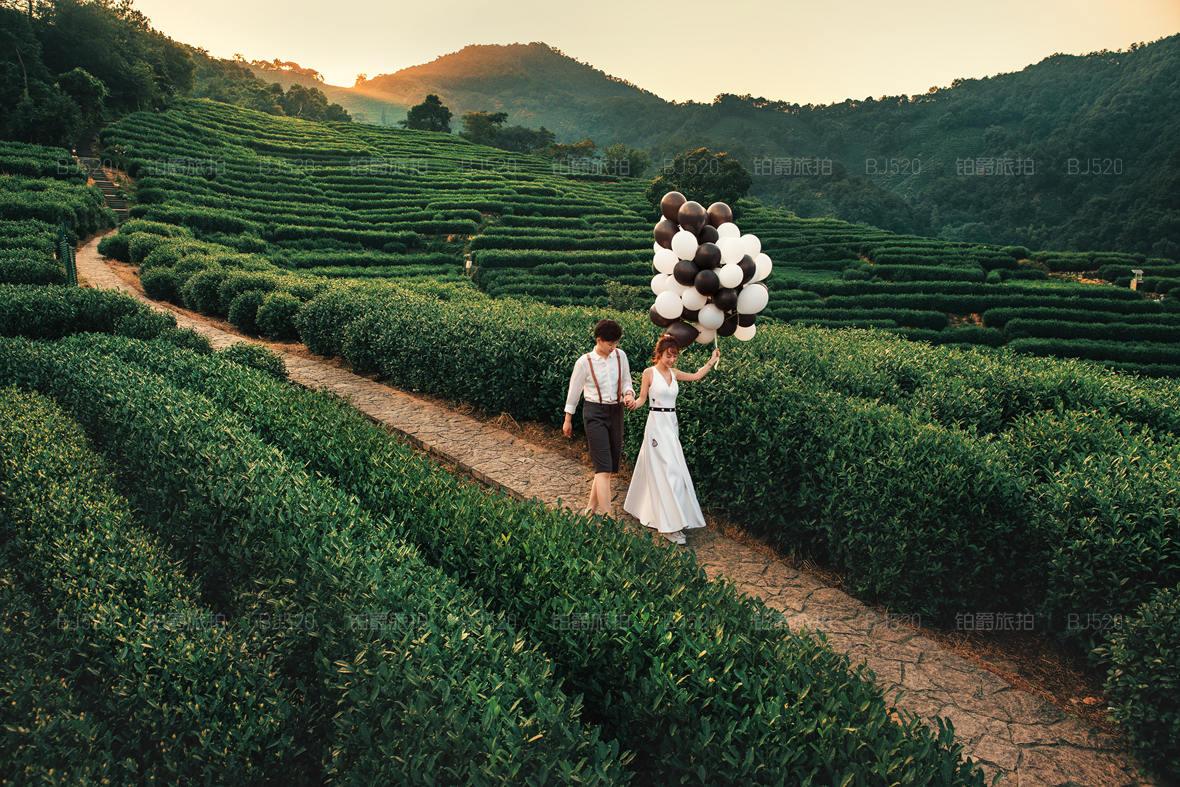 新人拍照前必须了解的婚纱摄影套餐介绍