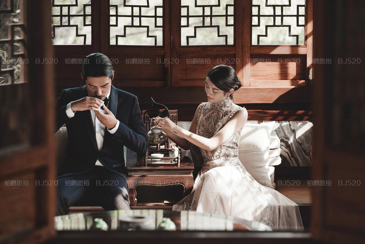 教你婚纱摄影服装如何搭配 拍出更美的自己