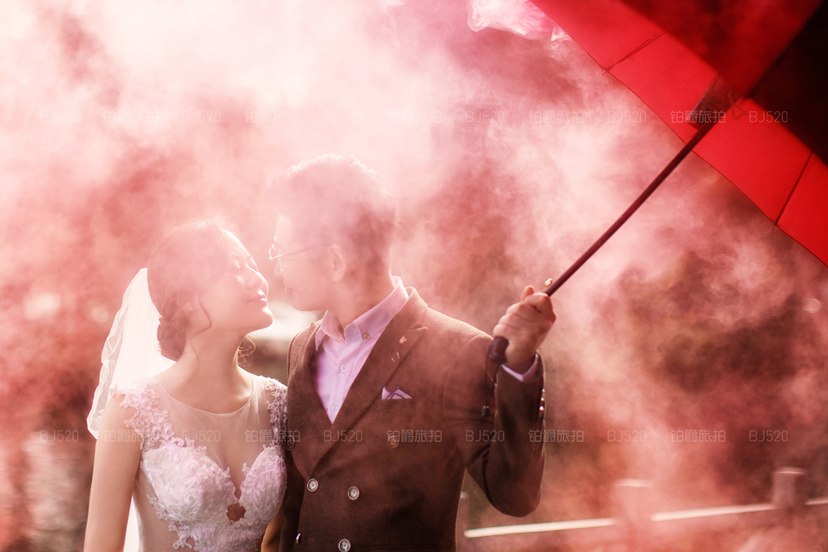 90后旅拍婚纱照找哪家公司比较好?比较有特色?