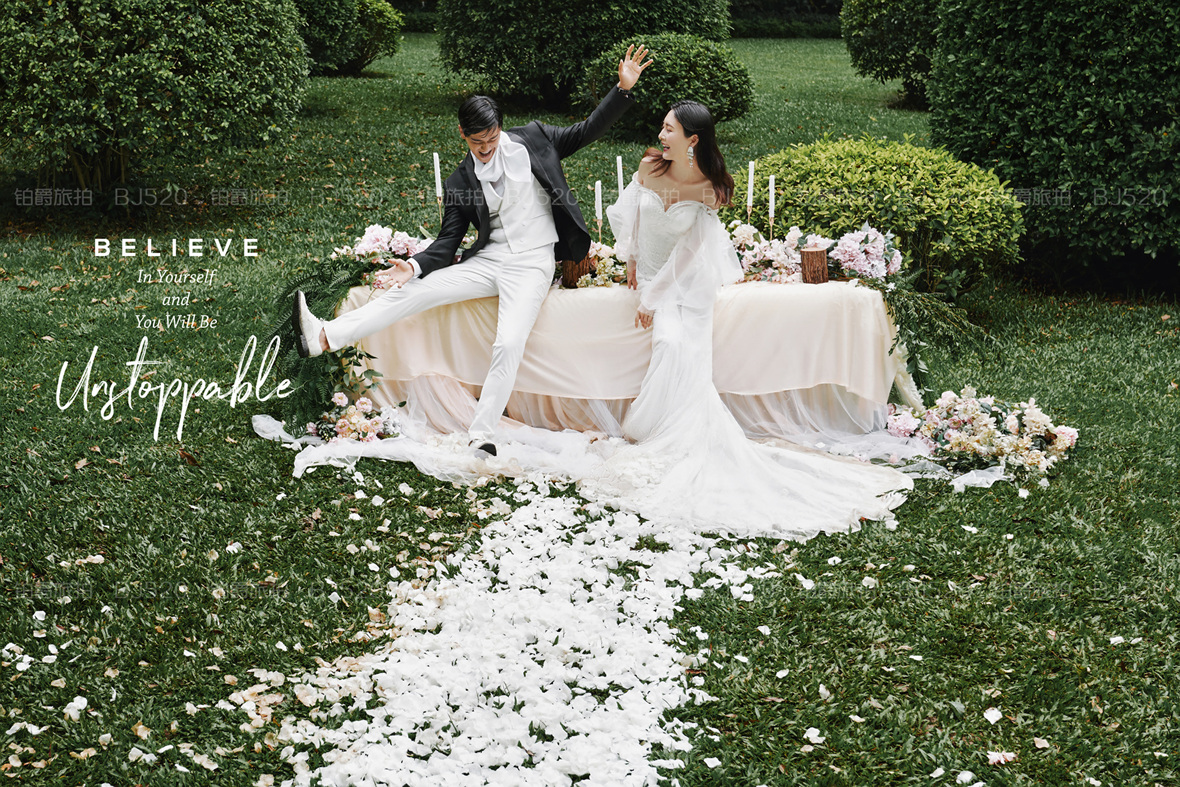 厦门婚礼现场图片,这是不一样的婚礼