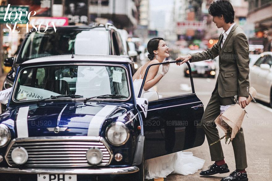韩式婚纱照有什么特点?拍婚纱照婚纱照的注意事项