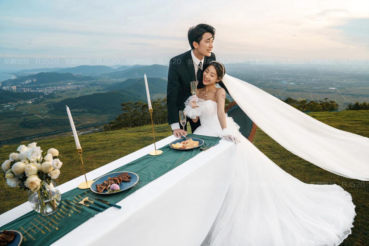 厦门旅游婚纱照需要找哪家公司来拍摄比较好?