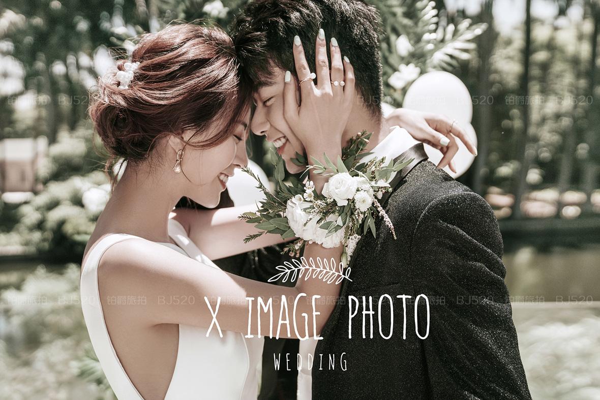 拍一套婚纱照如何才能拍得更好更美