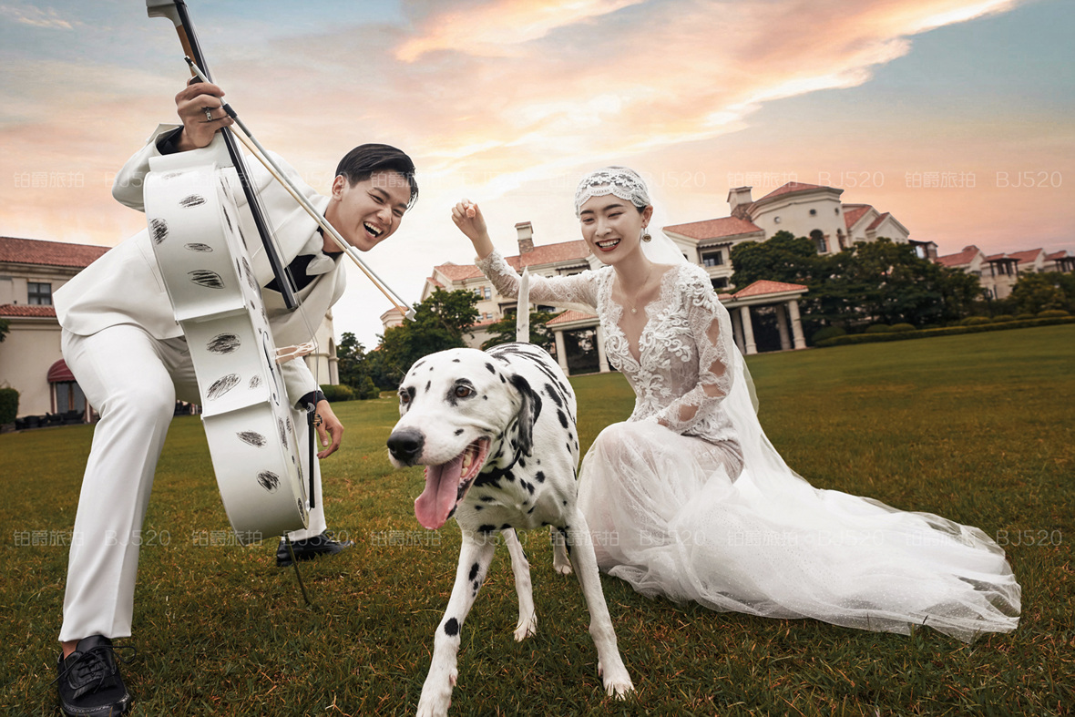 婚纱照选片必须去店里吗 婚纱照选片的原则