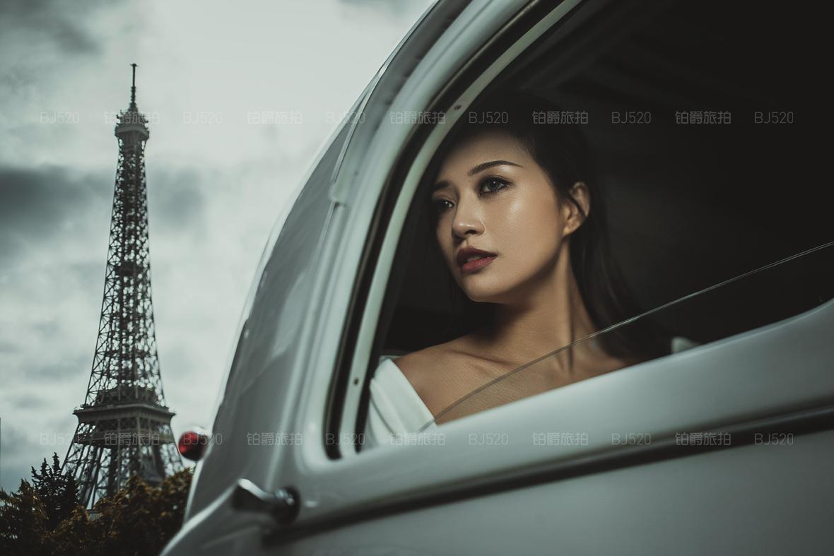 国外旅拍婚纱照好不好 打造个性的婚纱照