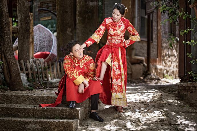 为什么要拍汉服婚纱照?拍汉服婚纱照的意义