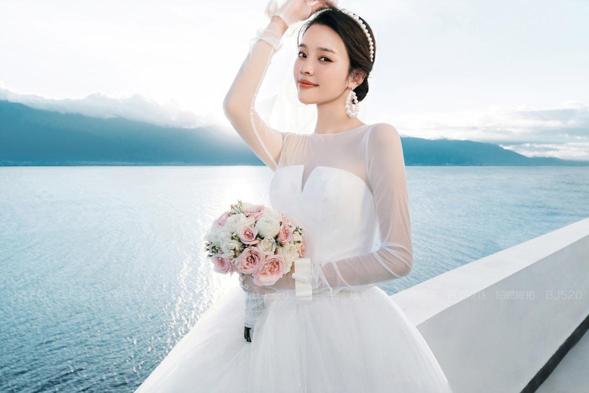 厦门婚纱摄影价格多少合适?结婚必不可少的婚纱照