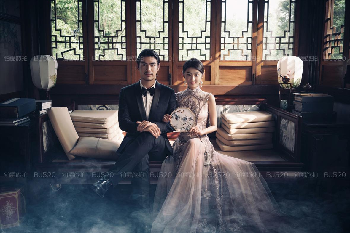 婚纱摄影流程有哪些?婚纱照行业分析